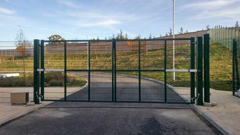 Automated Gates Luxborough