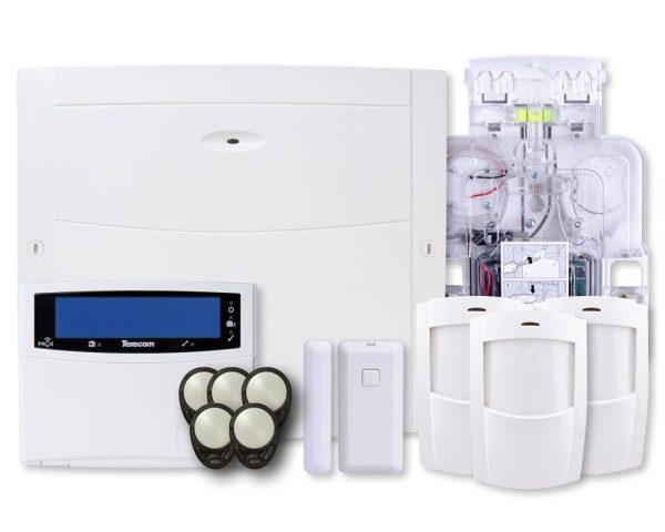 Wireless Texecom Ricochet Alarm System
